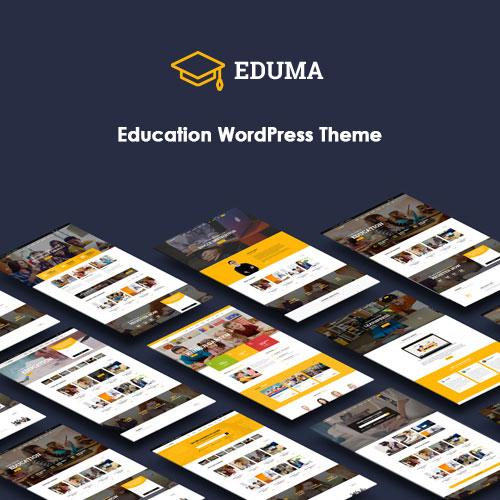 Eduma - Education WordPress Theme | Education WP