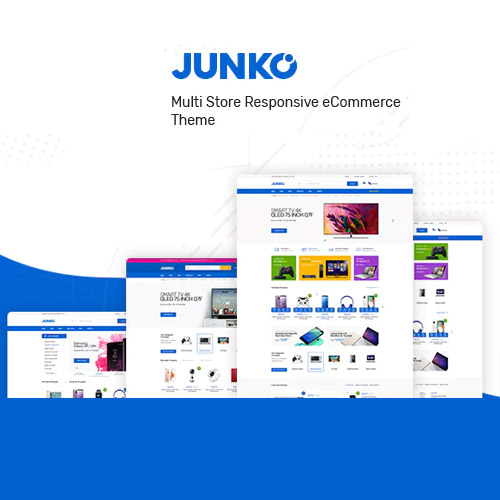 Junko – Technology Theme for WooCommerce WordPress
