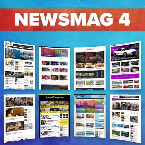 Newsmag – News Magazine Newspaper