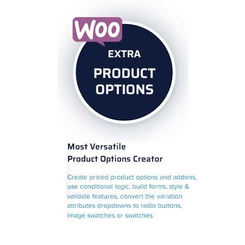 WooCommerce TM Extra Product Options