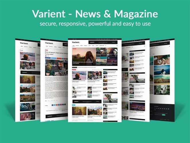 Varient-News