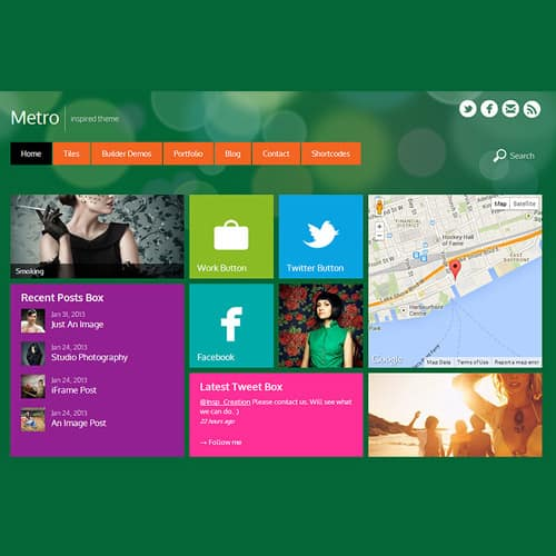 Themify Metro WordPress Theme