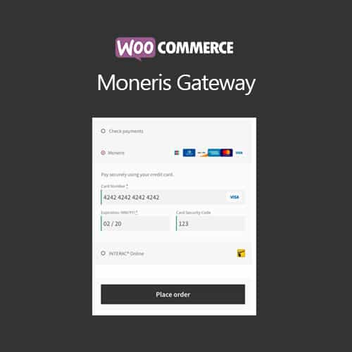 WooCommerce Moneris Gateway