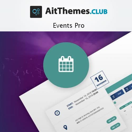 AIT Events Pro 2.0.2 1