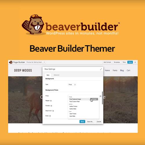 Beaver Builder Themer