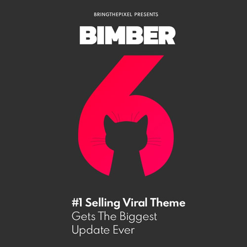 Bimber – Viral Magazine WordPress Theme