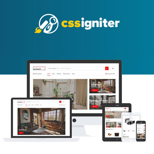 CSS Igniter Decorist WooCommerce Theme