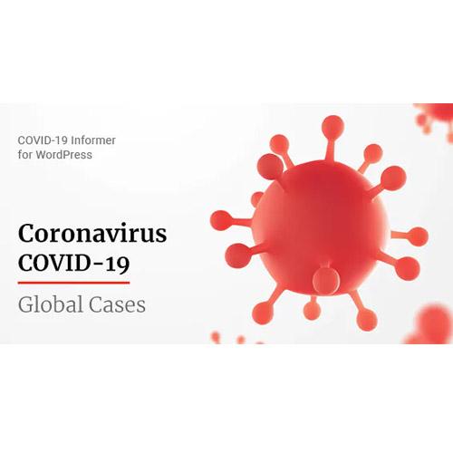 Coronar – COVID-19 Informer for WordPress