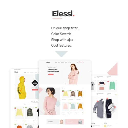 Elessi – WooCommerce AJAX WordPress Theme – RTL support