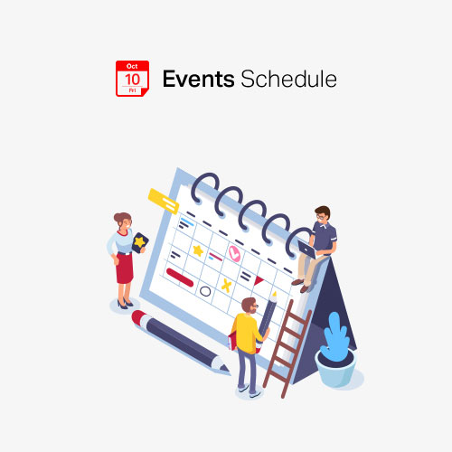 Events Schedule WP Plugin