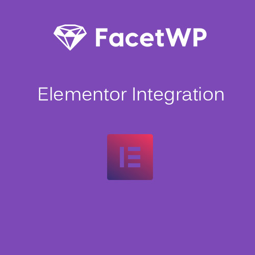 FacetWP – Elementor Integration