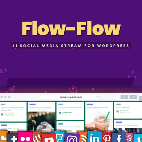 Flow-Flow – WordPress Social Stream Plugin