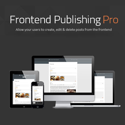 Frontend Publishing Pro 3.11.0 1