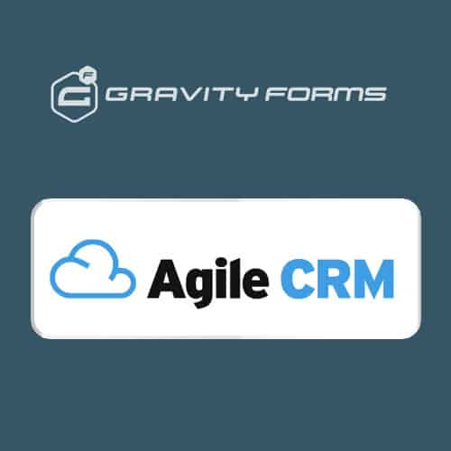 Gravity Forms Agile CRM Addon