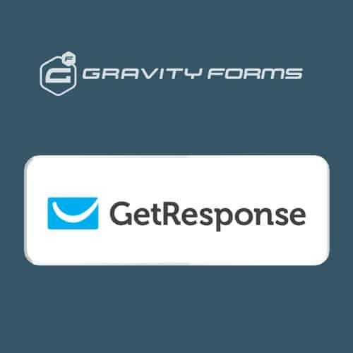 Gravity Forms GetResponse Addon