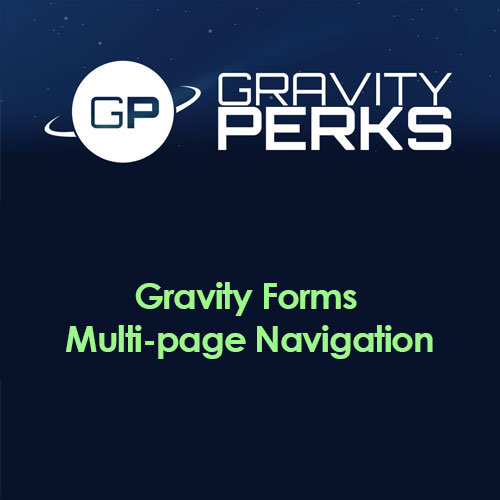 Gravity Perks Gravity Forms Multi-page Navigation