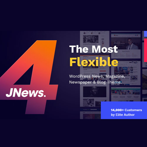 JNews – WordPress Newspaper Magazine Blog AMP Theme