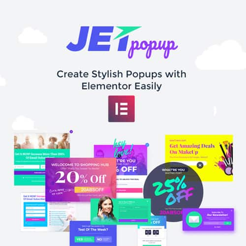 JetPopup For Elementor