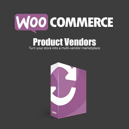 Product Vendors for WooCommerce