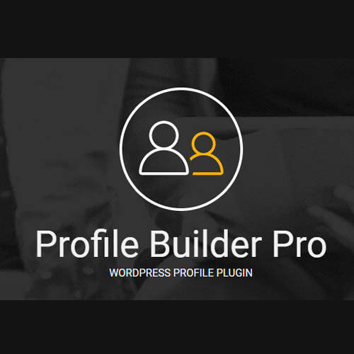 Profile Builder Pro – WordPress Plugin