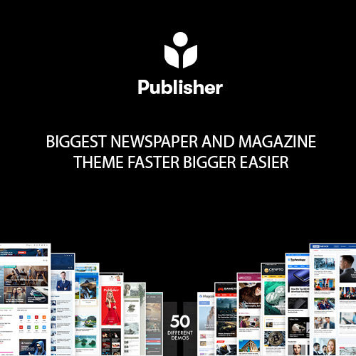 Publisher – Newspaper Magazine AMP