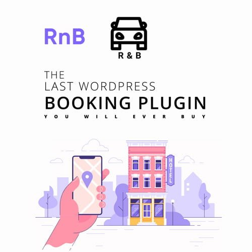 RnB – WooCommerce Bookings & Rental Plugin