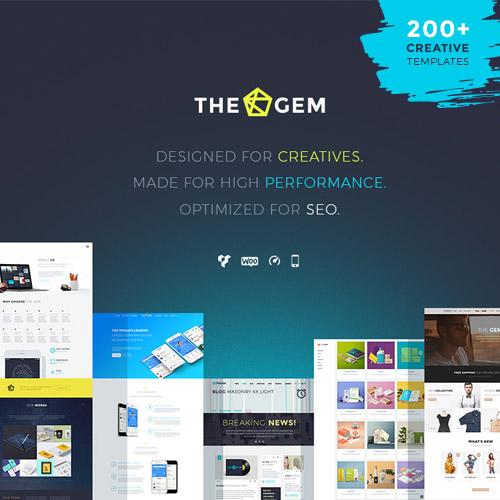 TheGem – Creative Multi-Purpose High-Performance WordPress Theme
