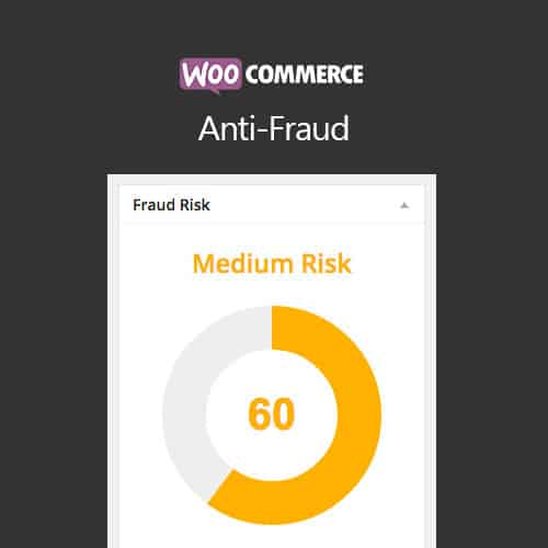 WooCommerce Anti-Fraud 3.3 1