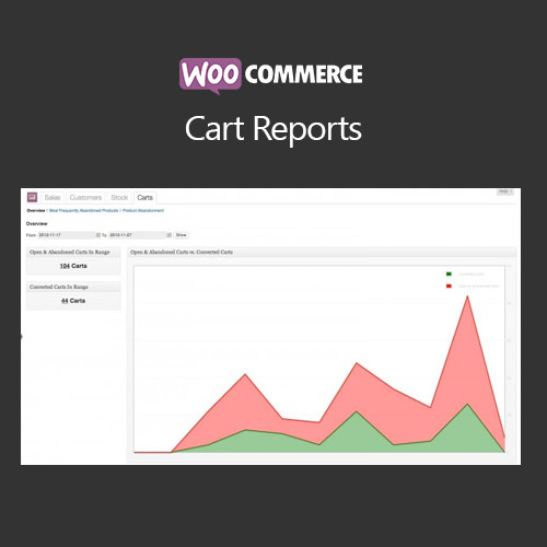 WooCommerce Cart Reports 1.2.9 1