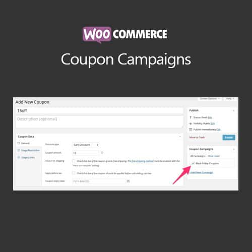 WooCommerce Coupon Campaigns 1.1.16 1