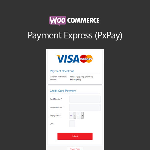 WooCommerce Payment Express