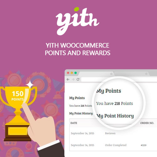 YITH WooCommerce Points and Rewards Premium 2.0.4 1