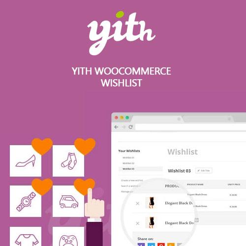 YITH WooCommerce Wishlist Premium 3.0.16 1