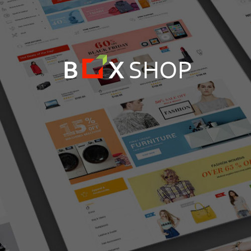 BoxShop – Responsive WooCommerce WordPress Theme 1.4.5 1