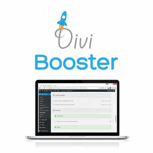 Divi Booster Plugin for WordPress
