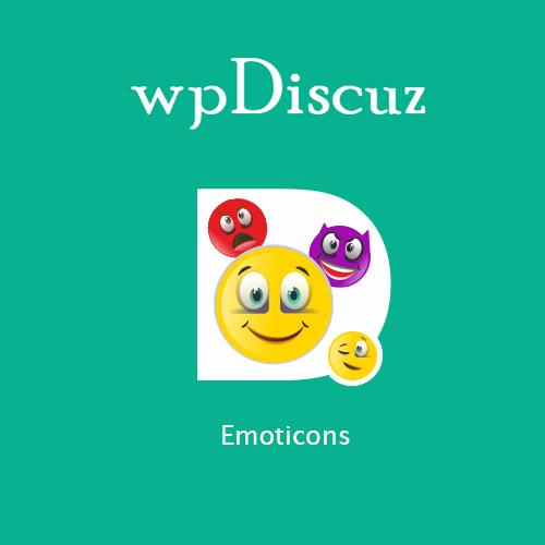 wpDiscuz – Emoticons 7.0.10 1