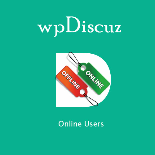 wpDiscuz – Online Users
