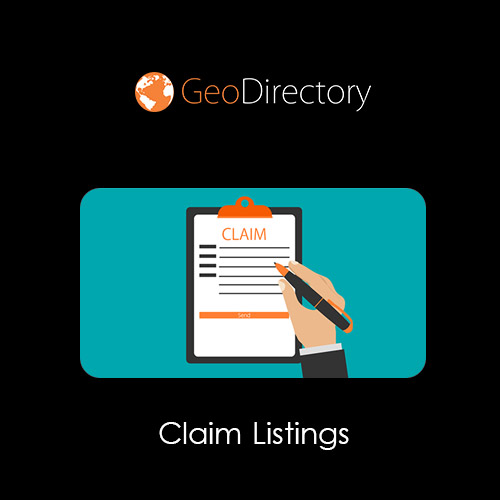 GeoDirectory Claim Listings