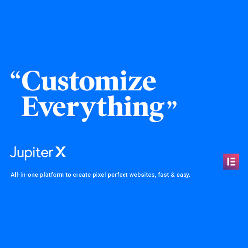 JupiterX – Multi-Purpose Responsive Theme
