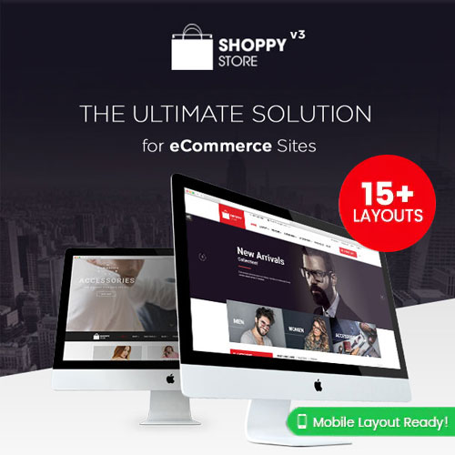 ShoppyStore – Multipurpose Responsive WooCommerce WordPress Theme