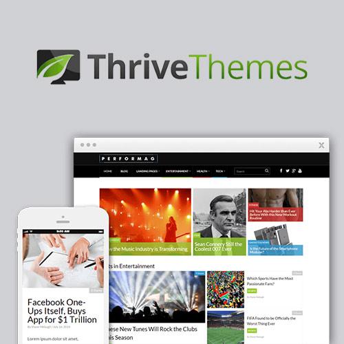 Thrive Themes Performag WordPress Theme