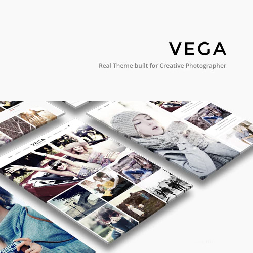 Vega | Photography WordPress