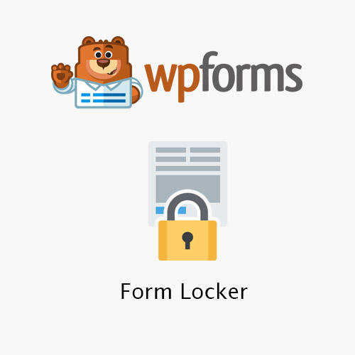 WPForms – Form Locker