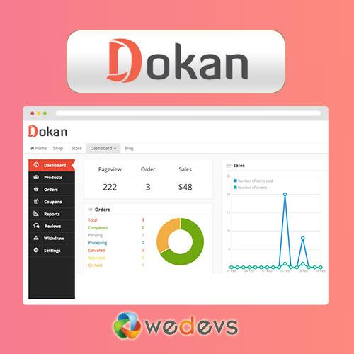 Dokan Pro WordPress Plugin 3.1.4 1