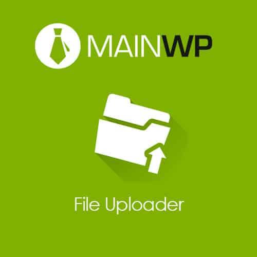 MainWP File Uploader