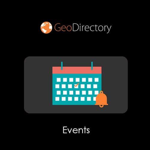 GeoDirectory Events
