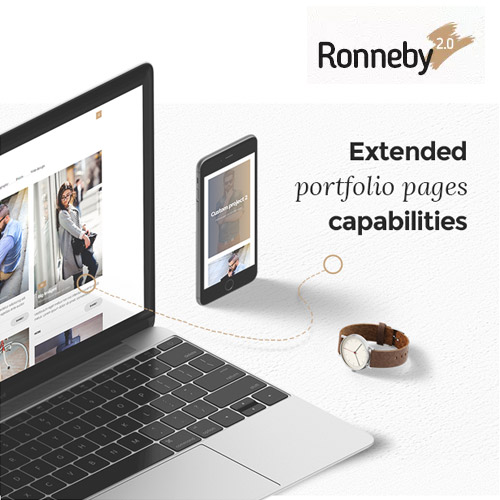 Ronneby – High-Performance WordPress Theme