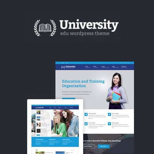 University – Education – Event and Course Theme