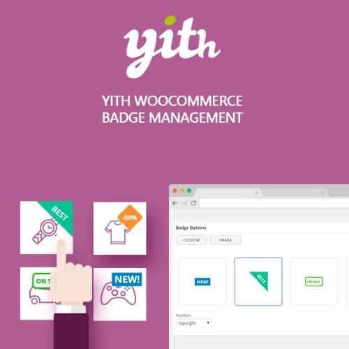 YITH WooCommerce Badge Management Premium