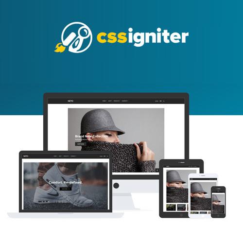 CSS Igniter Neto WooCommerce Theme